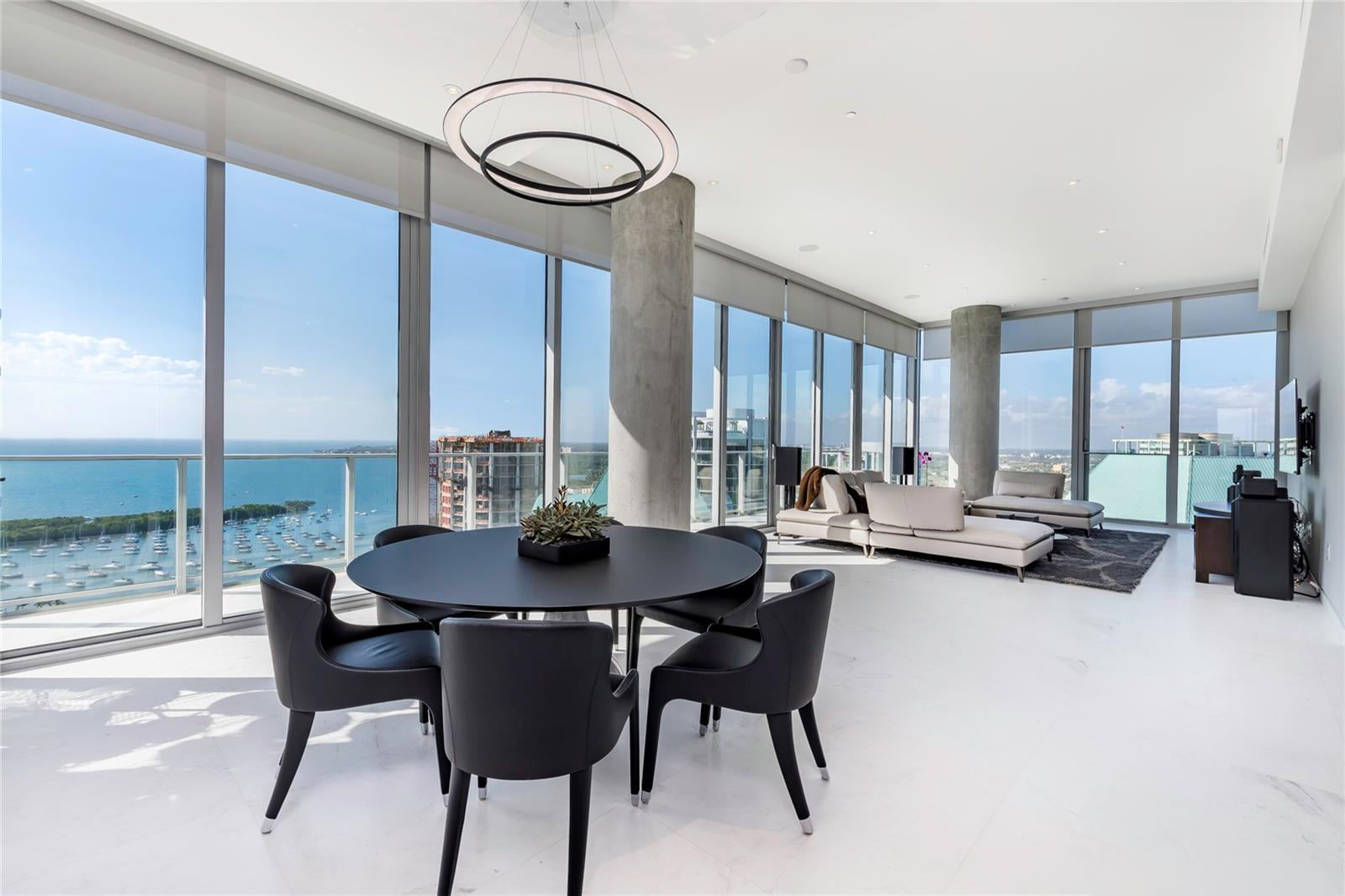 Grove at Grand Bay Penthouse Increasing home's value with renovation